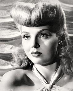 Lynn Merrick.....that hair is amazing!