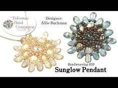 Make a Sunglow Pendant (DIY) - YouTube
