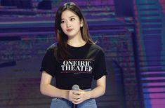 Yu Jin, Japanese Girl Group, Starship Entertainment, Her Smile, Rapper, T Shirts For Women, Model, Tops, Editor