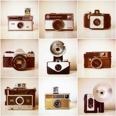 Camera, Camera, Camera's