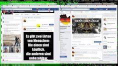 MENSCHENJAGD FACEBOOK - Live und in Farbe 08.01.2017 | STASI v3.0