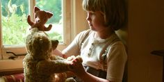 Goodbye Christopher Robin Movie Trailer: The Creation of Winnie the Pooh