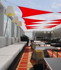 Thom Filicia on Designing Delta's Outdoor Sky Deck Lounges - featuring JANUS et Cie