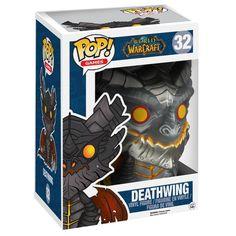World of Warcraft - Deathwing Oversize Vinyl Figure 32 - Funko Pop! etter Warcraft