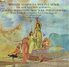 Bernstein Mahler Resurrection Symphony