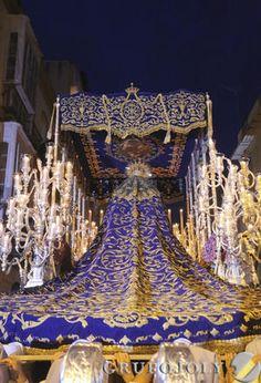 Holy Week Malaga, martes santo Cofradia Sentencia. Málaga Hoy, Noticias de Málaga y su Provincia - Galerías gráficas