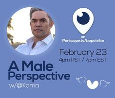 Male Perspective on #bodypositivity every Tuesday on the Bopochannel