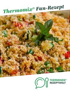 Couscous Salat Couscous salad by Sylvia Rist. A Thermomix ® recipe from the category appetizers / salads www.de, the Thermomix® Community. Quick couscous salad aCarrot Salad from eFitness salad Appetizer Salads, Healthy Appetizers, Appetizer Recipes, Dinner Recipes, Healthy Recipes, Couscous Salad, Italian Salad, Thanksgiving Appetizers, Pasta Salad Recipes