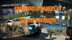 COMO HACER GAMEPLAY SIN CAPTURADORAS Y SIN SHARE DE PS4.