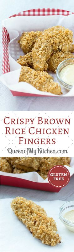 Crispy Brown Rice Ch
