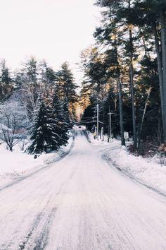 Imagen de snow, winter, and forest