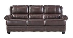Lowest price on Signature Design by Ashley Glengary Chestnut Sofa 3170038. Shop today!