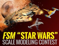 Star Wars Scale Modeling Contest | See all 123 entries here!