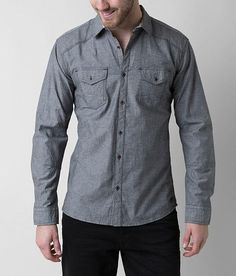 Outpost Solid Shirt - Men's Shirts | Buckle