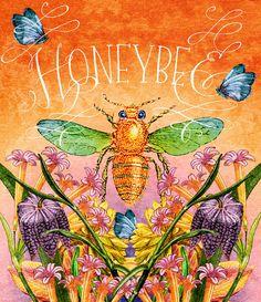 ≗ The Bee's Reverie ≗  Honeybee