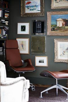 Interstuhl Silver @ home paintings