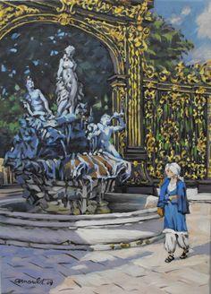 Christian Arnould - Peintures, Aquarelles, Sculptures, etc. ...