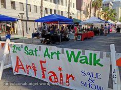 Gatta Hosiery @ Long Beach Art Walk in Long Beach, CA - for Valentine's Day