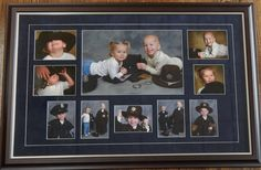 A silver fillet inside the frame is a nice detail that makes this project really shine. #photos #frames