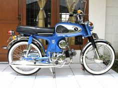 My Sweet 1966 Honda S90