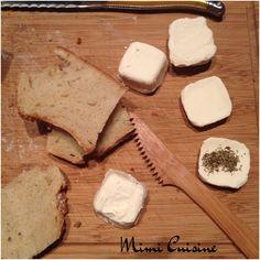 Fromages demi-secs de vache ou de chèvre #mulltidelices - Mimi Cuisine