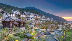 Bill Bensley designed the InterContinental in the spirit of a traditional fishing village.