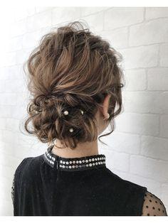 捻って崩して可愛いアレンジ♪ zuru - 24時間いつでもWEB予約OK!ヘアスタイル10万点以上掲載!お気に入りの髪型、人気のヘアスタイルを探すならKirei Style[キレイスタイル]で。