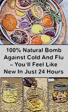 The following natural remedy will help you to boost the immune system, prevent serious health issues, colds, and flu, and treat flu and cold symptoms. Healthy Juice Recipes, Easy Drink Recipes, Healthy Detox, Healthy Juices, Healthy Fruits, Healthy Drinks, Healthy Eating, Health And Fitness Expo, Health And Fitness Articles