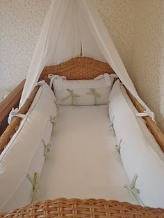 Kit Berço para decorar quarto de bebê13