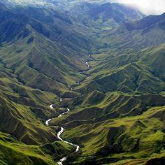 Menya River @ Papau, New Guinea