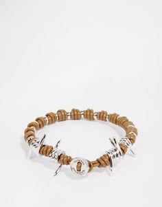 Image 1 ofVivienne Westwood Cord Wire Bracelet
