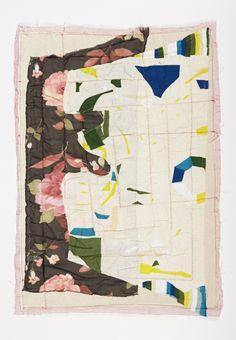 Patchwork Quilt by Debra Weiss