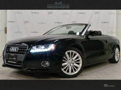 2010 Audi A5, 43,798 miles, $29,795.
