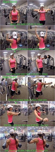 6fa9e06144 10 Wochen bis zum Fitness-Day 59  Schultern