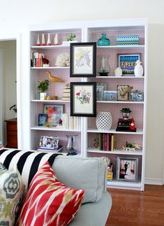 8 Simple and Brilliant Bookcase Ideas on the Interior Collective