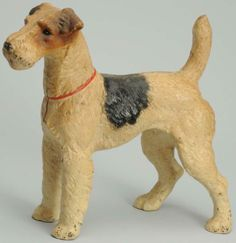 Hubley cast iron terrier
