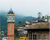 Imagem do Relógio da Estação de Paranapiacaba