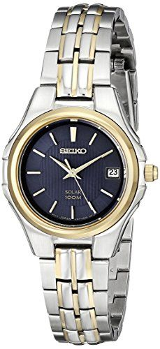 Seiko Womens SUT040 Dress Watch -- Click on the image for additional details.
