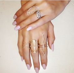 Gold Jewellery Rings Dope