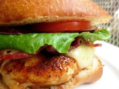 Bacon Jack Chicken Sandwiches Recipe - Food.com