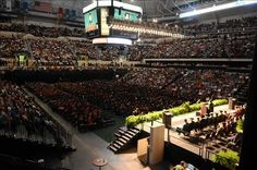 @USouthFlorida Summer 2014 Commencement