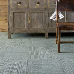 I'd love to try Flor carpet tiles - so many options!