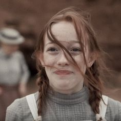 Imagem de anne shirley, red hair, and anne with an e