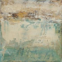 oil and wax abstract paintings - Google Search
