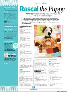 Let's Knit №120 July 2017 - 轻描淡写 - 轻描淡写