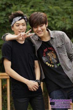 Minpyo & Benji