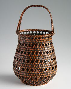 BambooTokyo.com - Japanese Bamboo Basket -