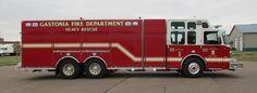 Gastonia Fire Department Heavy Rescue