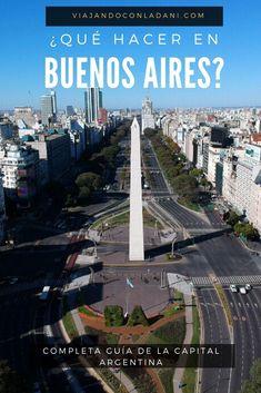 Si estás pensando en ir a #buenosaires , te sugiero que leas esta completa guía con todo lo #quehacer en la #capital #argentina . #travel #blogdeviajes #obelisco #viajes #baresocultos #travelblogger #viajandoconladani Patagonia, Sidewalk, Blog, Buenos Aires, Argentina, Obelisks, South America, Destinations, Getting To Know