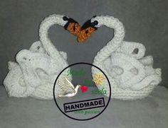 Made by Szela: Ślubne łabędzie